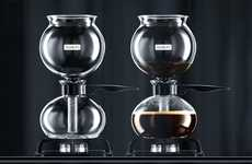 Hourglass Caffeine Brewers