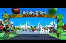 App-Inspired Theme Parks - Sarkanniemi in Tampere, Finland Will Open Angry Birds Land