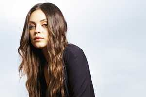 The Miss Dior Fall/Winter 2012 Mila Kunis Photoshoot is Natural