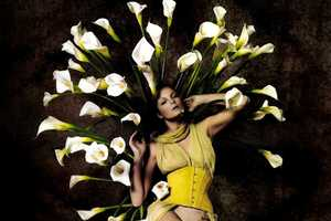 The Numero #133 May 2012 Issue Showcases Extensive Floral Imagery