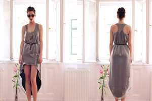 The Kata Szegedi SS12 Collection is Effortlessly Expressive