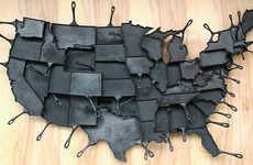States-Shaped Pans