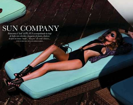 elle spain may 2012 editorial