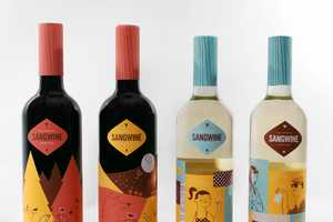 The Sangwine Packaging Design Celebrates the Sunshine State