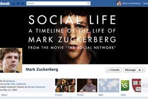 The Mark Zuckerberg Infograph is Cinematically Inspired