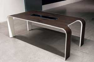 The Bliss Table by John Stangdell Adheres to Personal Taste