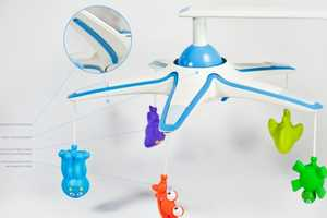 The Denny Tsai AVENT Aegis Combines Safety with a Toy