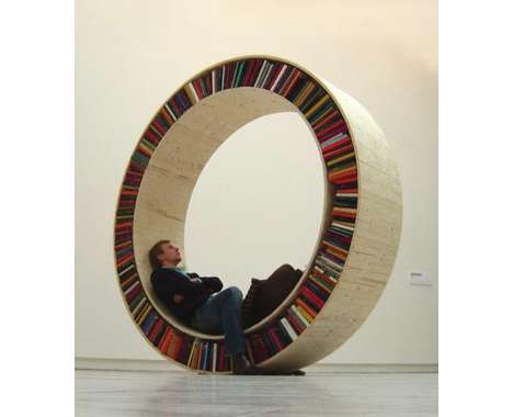 circular furniture