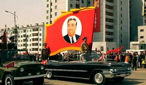 birthday celebration of kim il sung