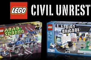 Slate's 'Occupy Wall Street LEGO Set' is Fictitious &