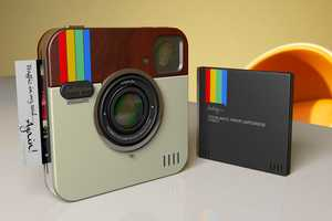 The Instagram Socialmatic Camera is a Must-See Gadget