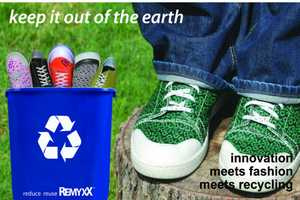 REMYXX Cool Sneakers are 100 Percent Recycable