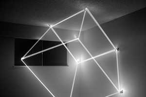 James Nizam Creates Art From Light