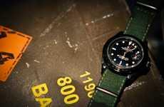 Lavish Exploratory Timepieces