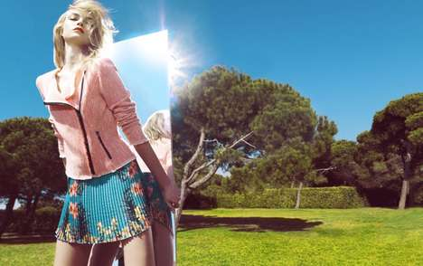 Stradivarius Summer 2012 campaign