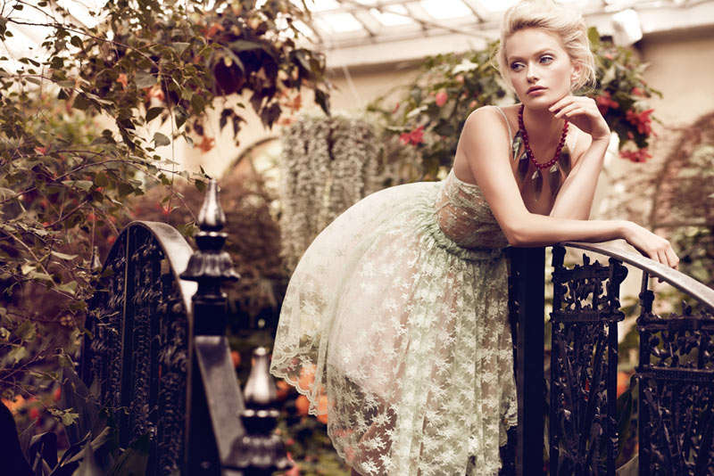 Botanical Garden Editorials