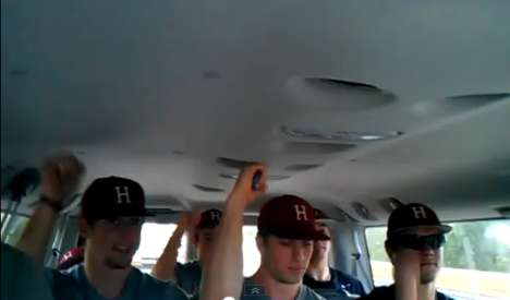 harvard athletes sing call me maybe