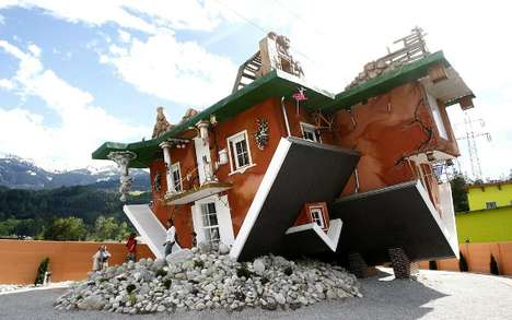 upside down house1