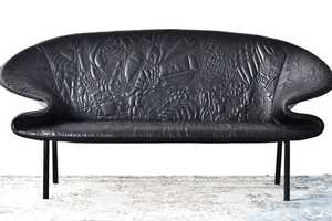 The Doodle Sofa by Morose Incorporates Three Different Designs