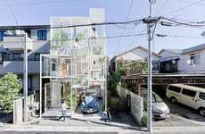 Crystal-Clear Abodes