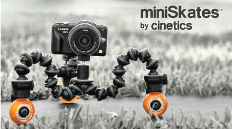 miniskates video dolly by cinetics