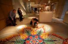 Hypnotic Granular Art