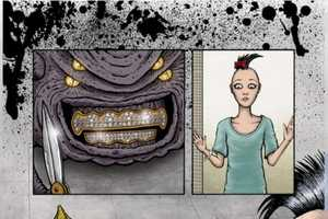 The Terminally Illin' Comic Book Stands Up to Cancer