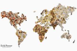 Eric Penser Bankaktiebolag Makes Maps from Money