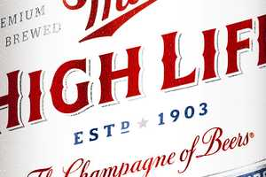 The Miller High Life 2012 Summer Edition is a Suave Patriotic Nod