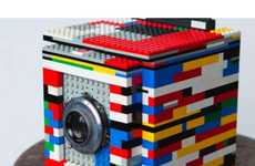 From Digital Block Clocks to Toy Brick Picture Cameras