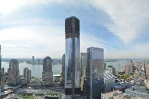 One World Trade Tower Video Shows Rebuilding of the Trade Center