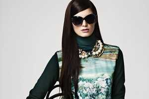 The H&M Fall 2012 Lookbook is a Stylish Girl Must-See