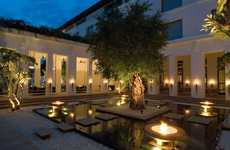 Philanthropically Inclined Accommodations - The Hotel de la Paix in Cambodia is Elegant and Giving