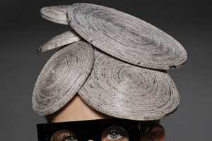 Mary Design Presents Interesting Headgear