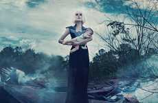 Chic Apocalyptic Editorials