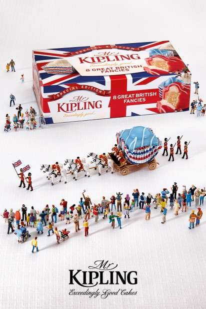 Mr Kipling Exceedingly Good Cakes
