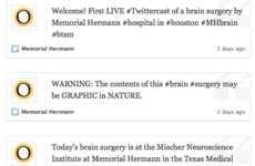 Social Media-Monitored Medicine