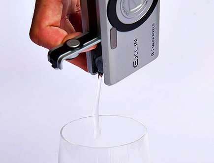 binocktails bev cam camera flask