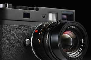 The Leica M Monochrom Shoots Only Black and White Images