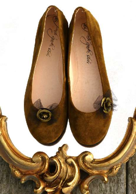 french garden shoes