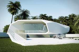 The Gunes Peksen 'Wave House' is Made to Suit Distinct Lifestyles