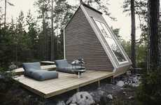 Recycled Rustic Retreats