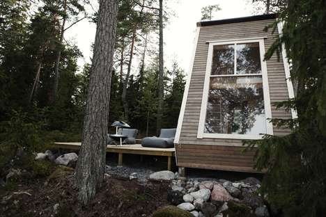 finland micro cabin