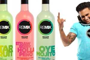 REMIX 'Pre-Game' Cocktail by DJ Pauly D are Ready to