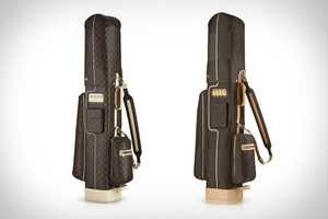 Take to the Course in Style with a Louis Vuitton Golf Bags 2012