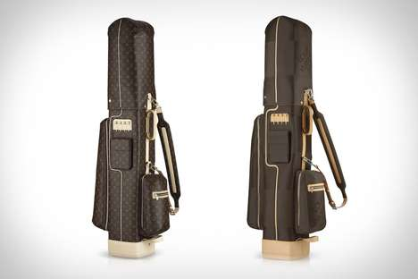 louis vuitton golf bags
