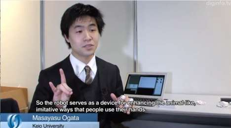 keio university wearable robot rings