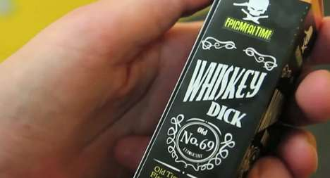whiskey dick lube