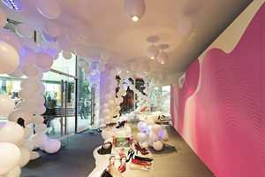 The Melbourne Melissa Shoe Store is Quirky and Imaginative
