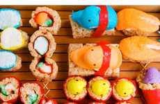 40 Bizarre Sushi Delicacies